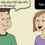 Cách quản lý thời gian của vợ